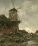 Jacob Maris - The Windmill