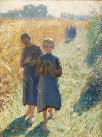 Emile Claus - Country Life