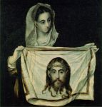 El Greco - St Veronica with the Sudary