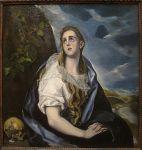 El Greco - The Repentant Magdalen
