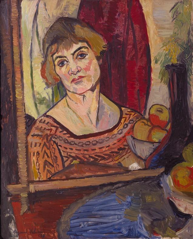 Suzanne Valadon - autoportrait