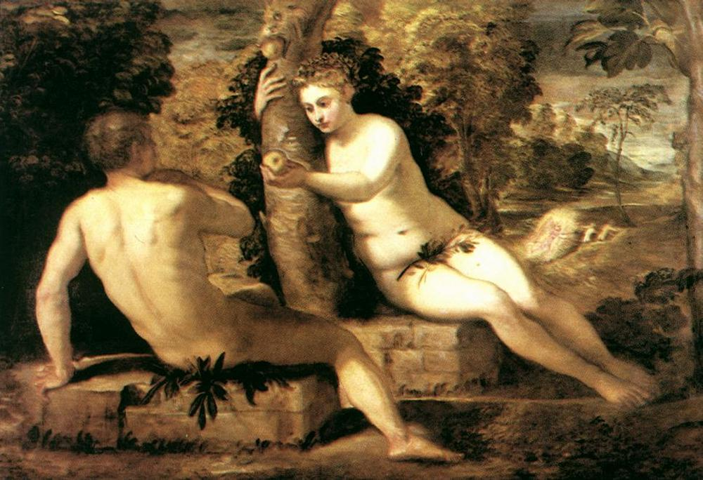 Tintoretto Adam And Eve Tintoretto Adam And Eve Jpg