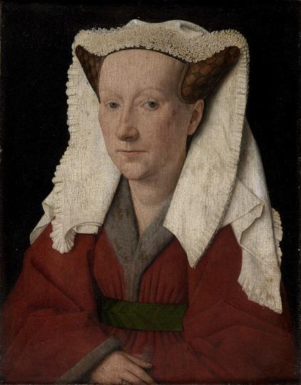 Jan van Eyck - Margaret, the Artist's Wife, 1439