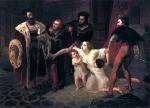 Karl Briullov - Death of Inessa de Castro