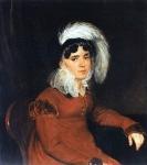Karl Briullov - Portrait of M A Kikina