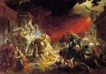 Karl Briullov - 'The Last Day of Pompeii'