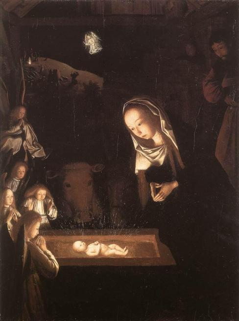 Geertgen tot Sint Jans - Nativity at Night