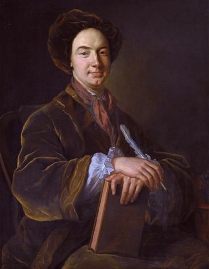 Jean-Baptiste van Loo - William Murray, 1st earl of Mansfield