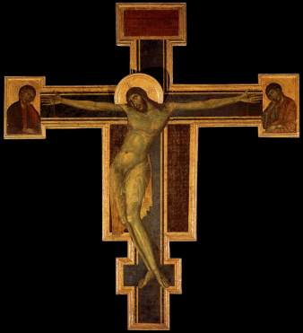 Cimabue - Crucifix