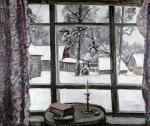 Pyotr Konchalovsky - Poet's Window