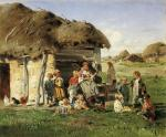 Vladimir Makovsky - The Village Children