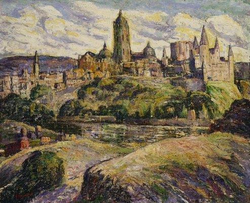 Ernest Lawson - Segovia