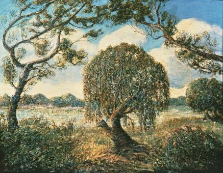 Ernest Lawson - Coral Gables