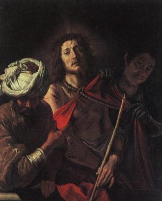 Domenico Fetti - Ecce Homo