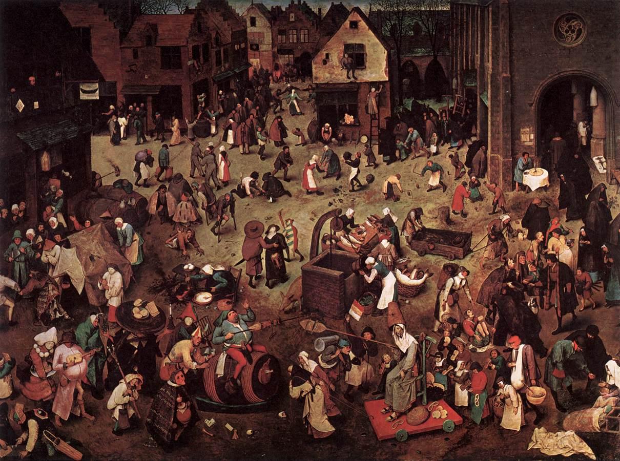 pieter bruegel the elder essay