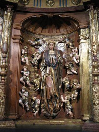 Alonso Berruguete - Virgen Inmaculada