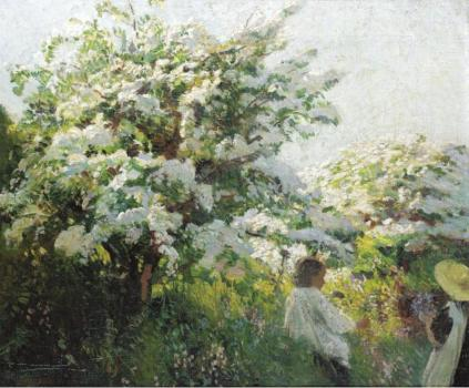 Laura Knight -  May Day
