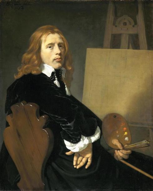 Bartholomeus van der Helst - Portrait of Paulus Potter