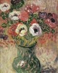 Louis Valtat - Bouquet d'Anémones