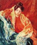 Louis Valtat - Portrait of Madame Valtat 1905