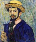 Louis Valtat - Self Portrait