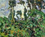 Louis Valtat - Trees in Normandy