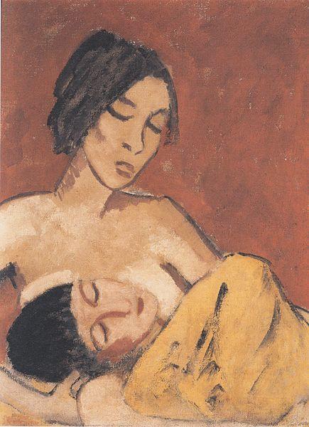 Otto Müller painter  Wikipedia