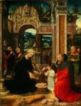 Adriaen Isenbrandt - Adoration of Shepherds