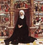 Adriaen Isenbrandt - Our Lady of the Seven Sorrows