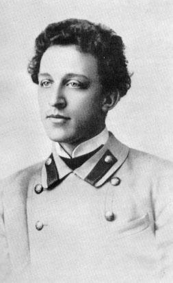 Alexander Blok, 1907