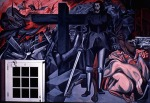 José Clemente Orozco - Cortez and the Cross