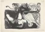 José Clemente Orozco - Dead Woman