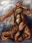 José Clemente Orozco - El hombre en llamas