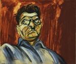 José Clemente Orozco - Self-Portrait