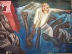 José Clemente Orozco - The Departure of Quetzalcoatl