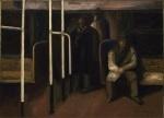 José Clemente Orozco - The Subway