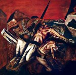 José Clemente Orozco - The Trench