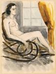 Henri Catargi - Femeie pe balansoar