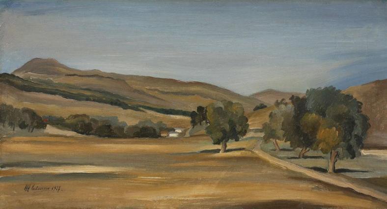 Henri Catargi - Peisaj