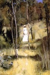 Tom Roberts - A Summer Morning Tiff