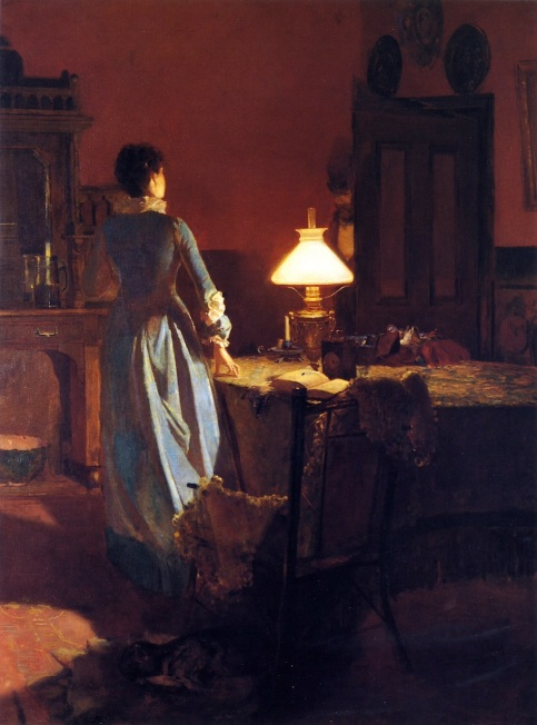 Tom Roberts - Twenty-Minutes-Past-Three