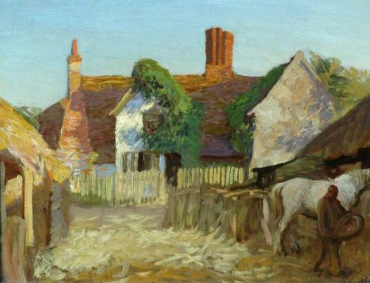 Sir George Clausen - Winzes Farm