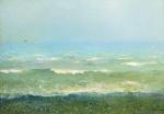 Isaac Levitan - Mediterranean coast. 1890