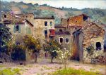 Isaac Levitan - Near Bordighera. In the North Italy
