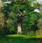 Isaac Levitan - The Oak