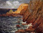 Maxime Maufra - Cliffs.