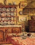Maxime Maufra - The Dining Room after Lunch.
