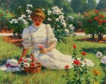 Gregory Frank Harris - From the Garden