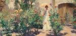 Gregory Frank Harris - Garden of Roses