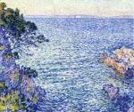 Theo van Rysselberghe - La Pointe du Rossignol,